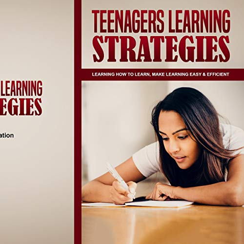 『Teenagers Learning Strategies』のカバーアート