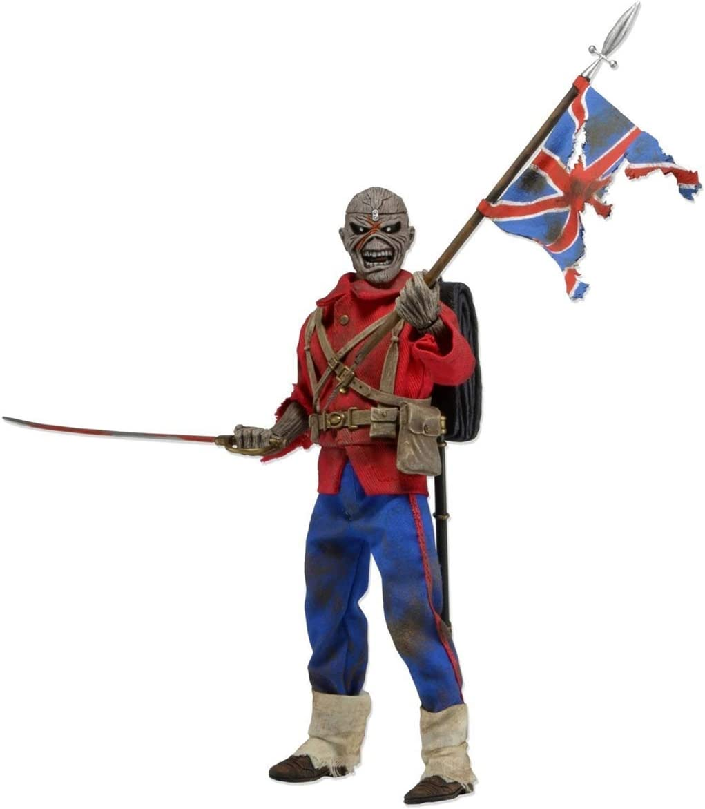 NECA Iron Maiden - Trooper 8