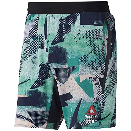 Reebok Rc Speed Shorts Games – Shorts – Herren XXL Smaragd