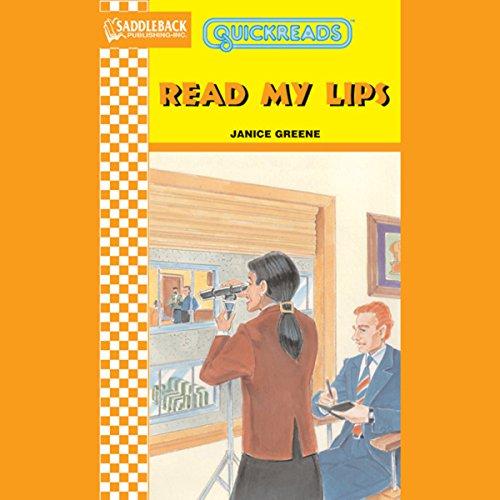Read My Lips audiobook cover art