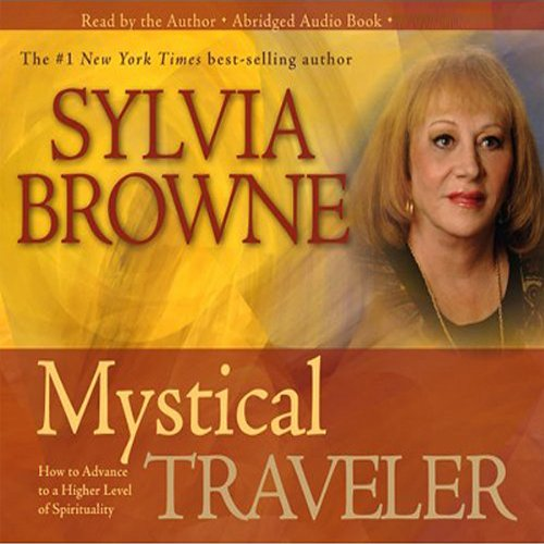 Mystical Traveler audiobook cover art