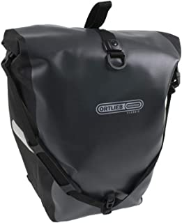 Ortlieb Back Roller Classic Grey Saddle Bags 2016