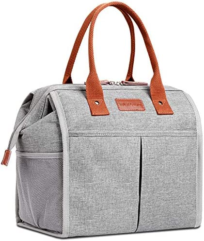Lunch Bag for Women Men Large Insulated Lunch Box Cooler Tote Bags Adult Reusable Lunch Boxes product image
