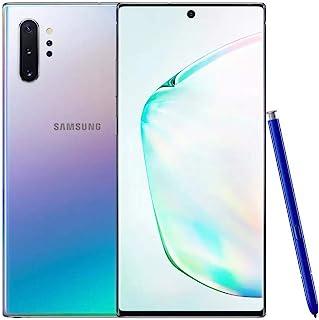 Samsung Galaxy Note10+ 5G Mobile Phone; Sim Free Smartphone - Aura Glow, (UK Version)