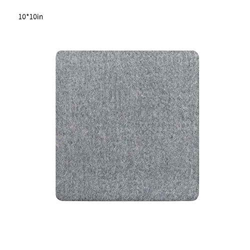 XUMU Tragbares Easy Wool Bügelfilz-Presskissen zum Quilten, Reisen, Nähen Bügeln