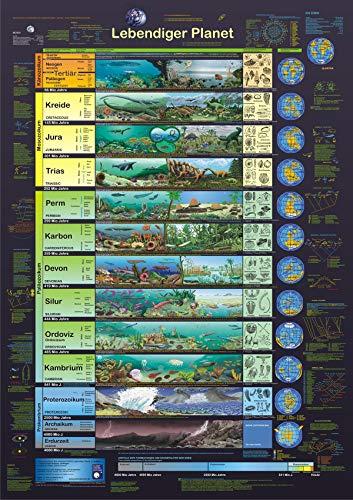 Lebendiger Planet (Planet-Poster-Box)