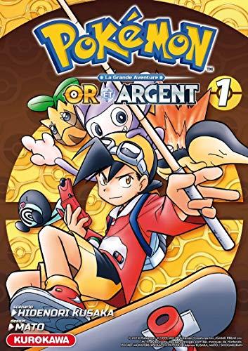 Pokémon - Or et Argent - tome 01 (1)