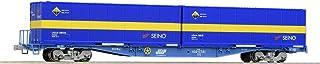 TOMIX HOゲージ コキ104 西濃運輸コンテナ付 HO-724 鉄道模型 貨車