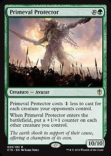 Magic: the Gathering - Primeval Protector (023/351) - Commander 2016