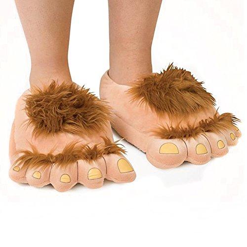 pantofole uomo peluche Pantofole Creative