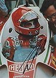 Niki Lauda - 114 - Sexy Photo Autograph Autographed photo