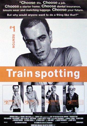 Póster Trainspotting - Choose Life [Promo] (68,5cm x 101,5cm)