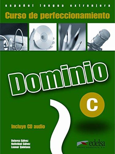 Dominio curso perfeccionamiento (éd.2008) - Livre + CD