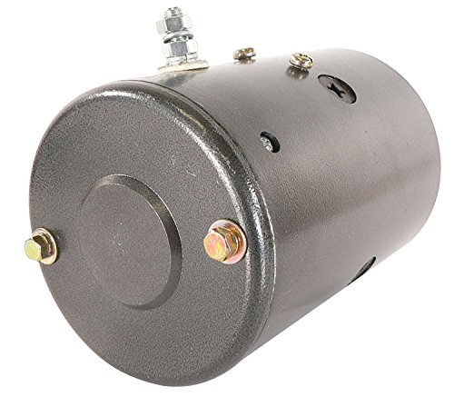 DB Electrical LPL0081 New Pump Liftgate Hydraulic Motor For Monarch Ccw 12V Dbb Double ball bearing, Mue6302, Mue6202 W-8911D W-9002 MUE6202BS MUE6202S MUE6302S 2201094 08058