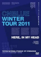 Winter Tour 2011 ~Here, In my head~ @国立代々木競技場第一体育館(初回プレス分) [DVD]