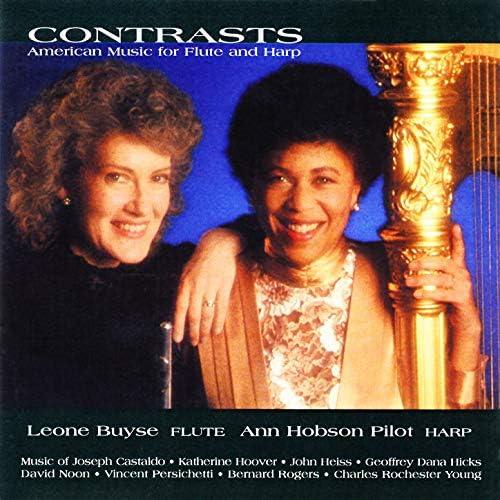 Leone Buyse & Ann Hobson Pilot