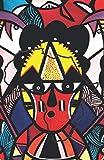 Agenda 2021: Agenda bilingue (Français - Anglais) journalier | Janvier à décembre 2021 | Couverture dessin art africain peint à la main, carte Afrique ... (France) | Idée cadeau (French Edition)