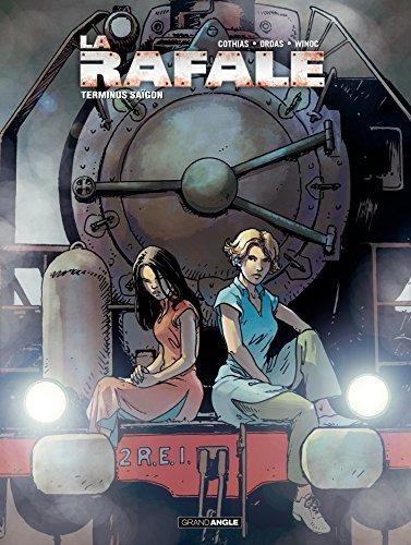 La Rafale: Terminus saïgon (French Edition)