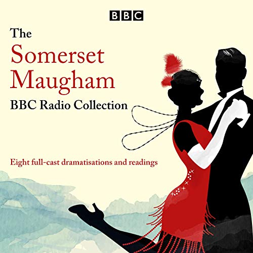 The Somerset Maugham BBC Radio Collection audiobook cover art