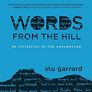 Words from the Hill audiobook cover art