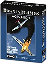 Down in Flames: Aces High by DVG: Dan Verssen Games