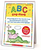 Scholastic Classroom Resources ABC Sing-Along Flip Chart...