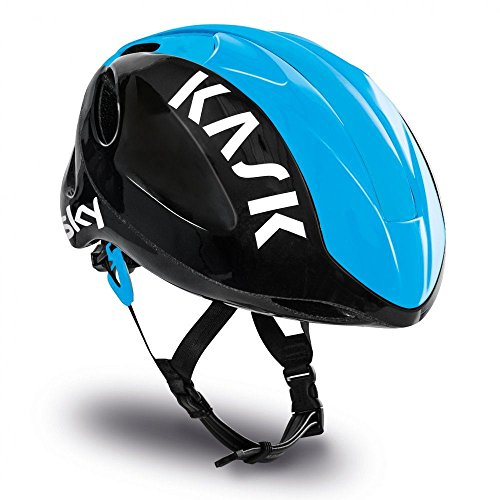 Kask Cycling Helmet Infinity Team Sky Edition Large by Kask