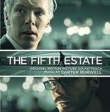 The Fifth Estate von Carter Burwell