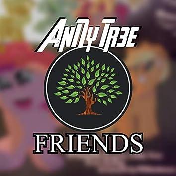 Friends (feat. Evdog)