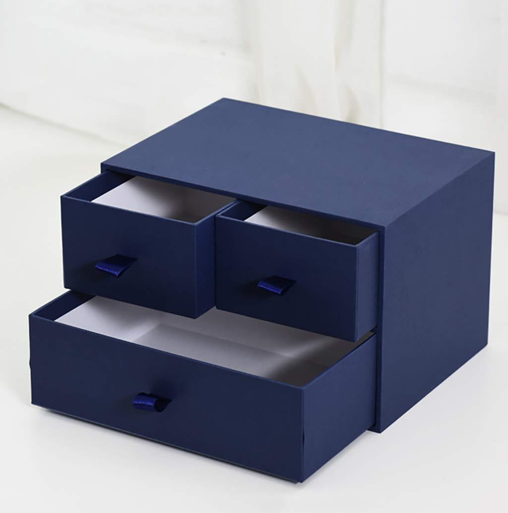 LQwjj Archivadores con Espiral Estudie la Caja de cartón Tipo ...