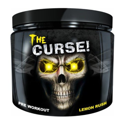 Cobra Labs 250 g Lemon Rush The Curse Sports Supplements