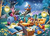 Desconocido 1000 Piezas Puzzle Jigsaw Puzzle Game Mural de Paisaje de Winnie The Pooh Infantiles Juguetes educativos Juguetes Regalo interesantes