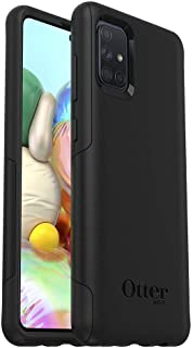 OtterBox Commuter Lite Series, Compact Protection for Samsung Galaxy A71 - Black