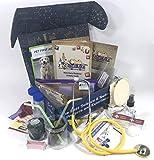 Club Scikidz STEM Box Veterinary Science Kit...