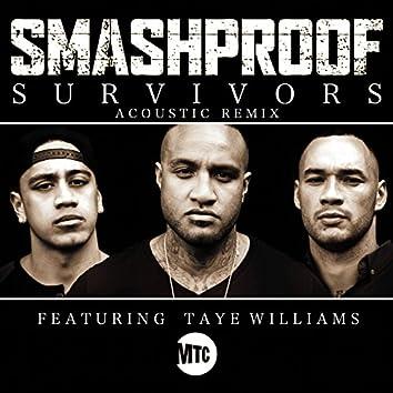Survivors (feat. Taye Williams) [Accoustic Remix]