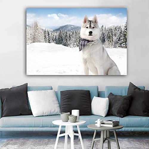 Animal Print Poster Gedruckt Kunst Wandmalereien Leinwand Malerei Wandbilder Für Wohnzimmer Home Decorationa R2 30x45 CM