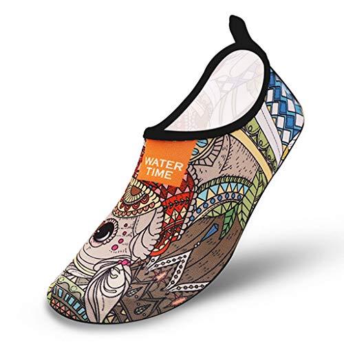 GDSSX Sneldrogende outdoor zachte schoenen strandsokken schoenen voor mannen en vrouwen duiken snorkelen Waten Upstream schoenen zwemmen anti-slip anti-snij-loopband schoenen waterschoenen