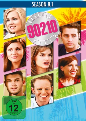 Staffel 8.1 (3 DVDs)