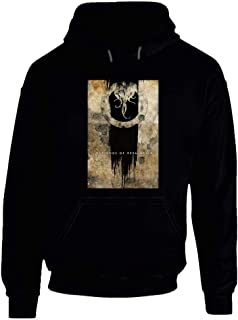 Bone and Shadow Hoodie