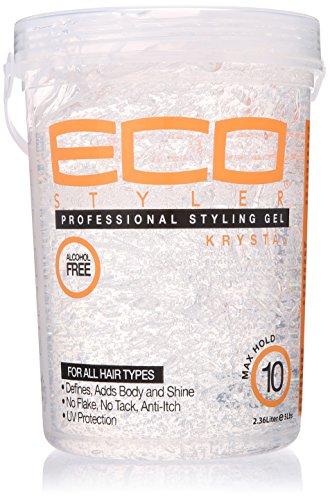 ECO Styler Gel per capelli 2,26kg Kristal trasparente