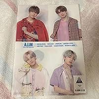 Produce 101 Japan HMV 日プ クリアファイル A.I.M