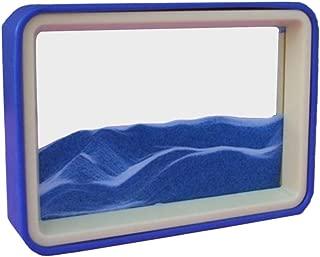MonkeyJack Flowing Sand Drawing Landscape Liquid Timer Sensory Motion Visual Crafts Toy