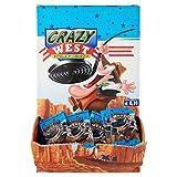 Gelco Maxi Crazy West Caramelle Gommose alla Liquirizia, 200 Rotelle di Liquirizia Monopez...