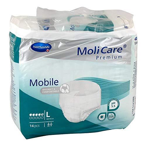 MOLICARE Premium Mobile 5 Tropfen Gr.L 14 St