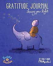 Buddha Doodles Gratitude Journal: Shining Your Light