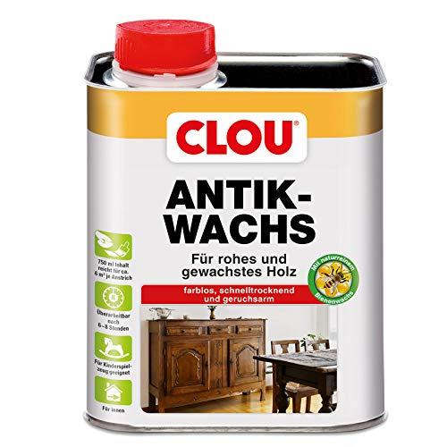 Clou Antikwachs W2 0,750 L
