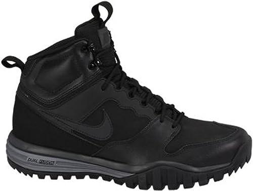 Nike Herren Dual Fusion Hills Mid Leather Trekking- & Wanderhalbschuhe, braun