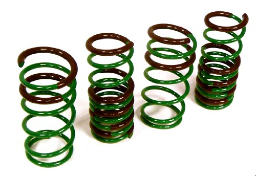 Tein SKP16-AUB00 S.Tech Lowering Spring for Nissan 200SX