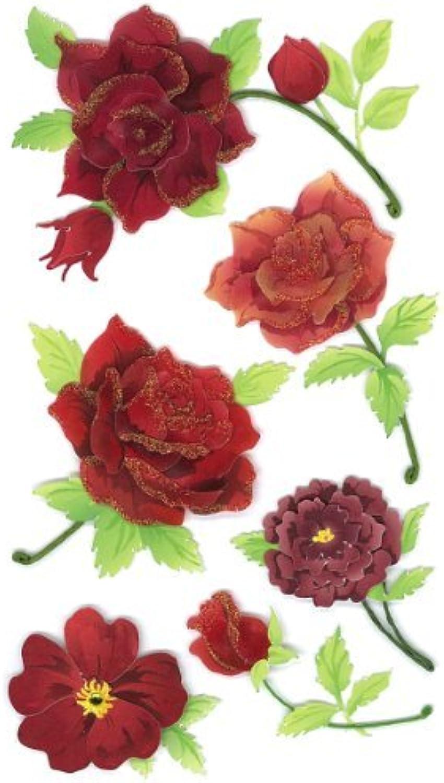 Jolee's Boutique Boutique Boutique Farbeful Rosas Stickers by Jolee's Boutique B01KB85D7A | Nicht so teuer  b2e66e