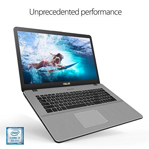 17.3-inch Asus VivoBook Pro FHD Quad-core i7 Laptop